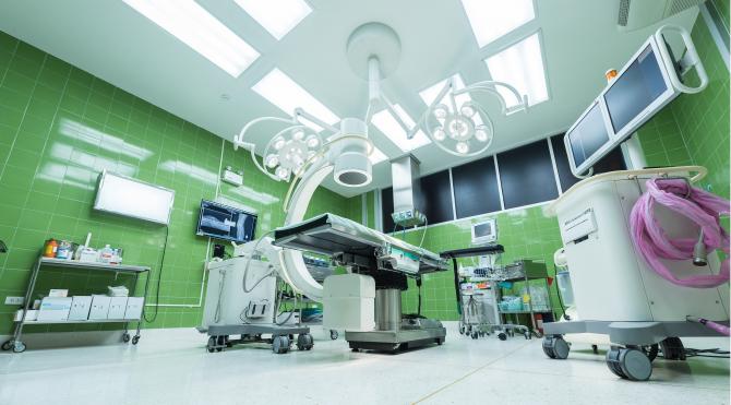 Sală de spital
