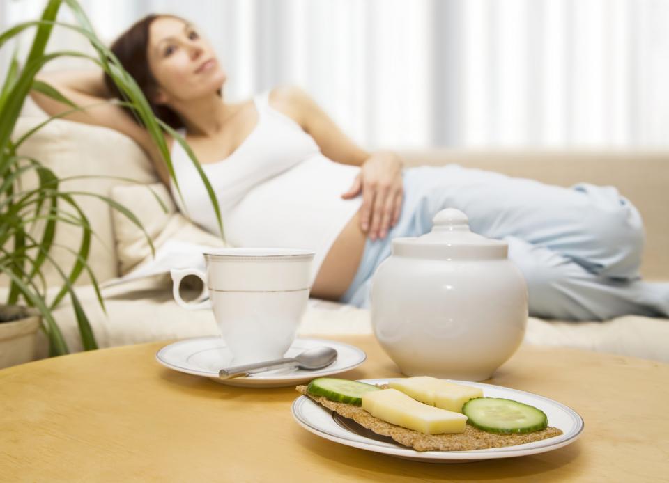 Dieta este foarte importantă în timpul sarcinii