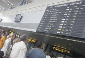 Măsuri de siguranță în aeroporturi