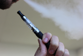 Țigara electronică provoacă cancer