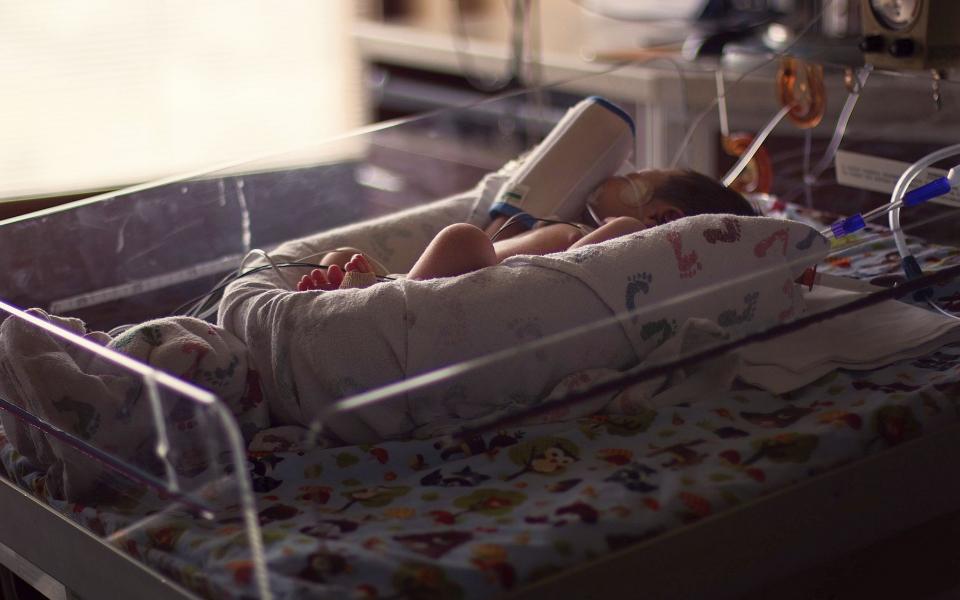 Sala de nașteri și terapia intensivă neonatală vor fi închise pentru igienizare