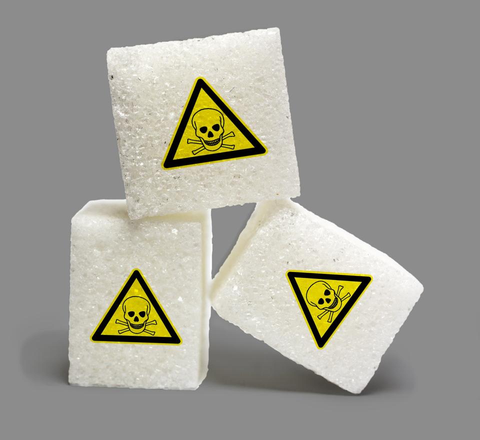 Consumul mare de zahăr