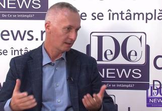 Prof.dr. Dan Deleanu, șeful Laboratorului de explorări funcționale 2 (invazive) de la Institutul de Boli Cardiovasculare C.C. Iliescu
