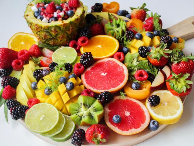 Fructele fac parte dintr-un stil de viață sănătos