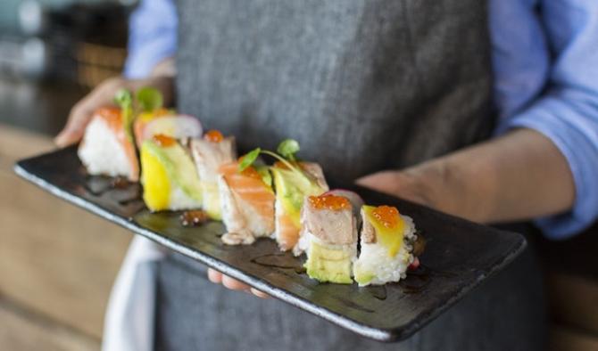 sushi vă face să pierdeți în greutate