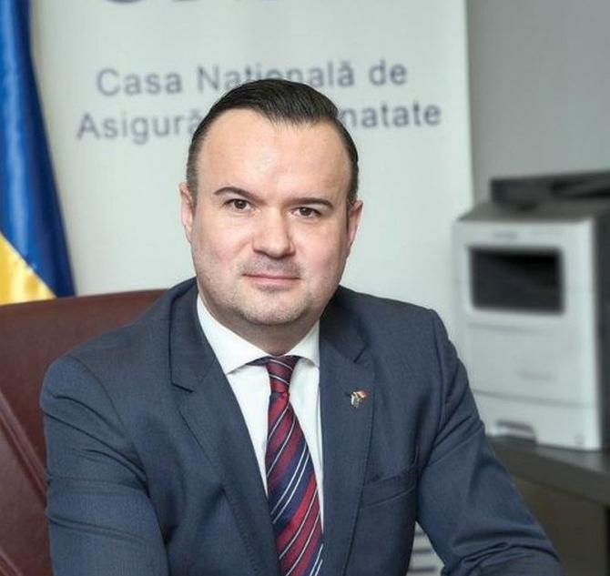 Răzvan Vulcănescu, președintele CNAS