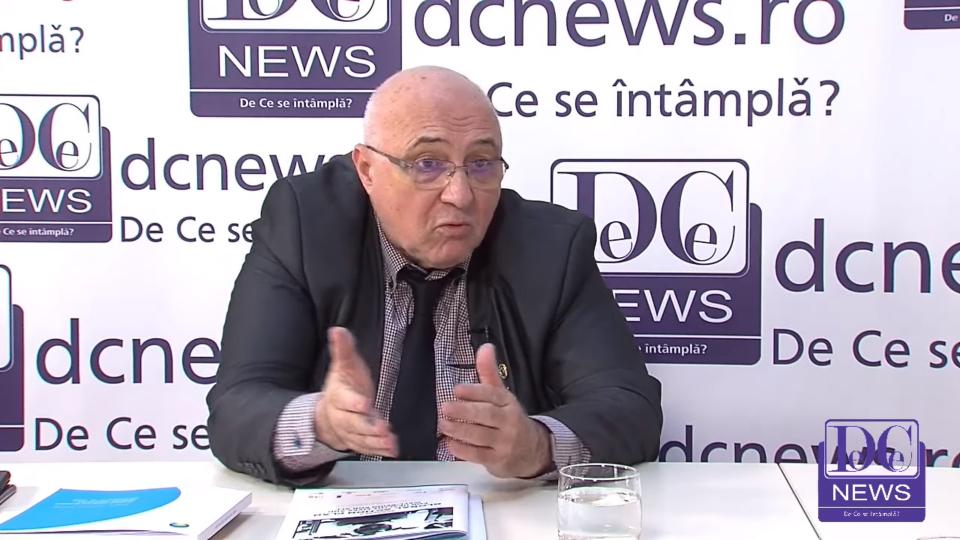 Acad.prof.dr Dan Mircea Enescu