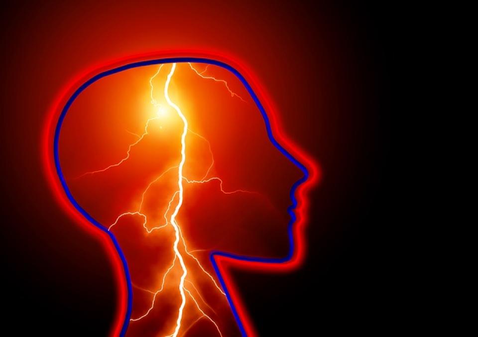 Epilepsie. Foto: Pixabay