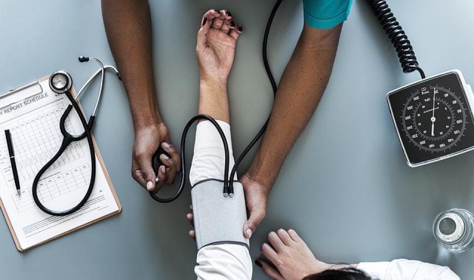 Tensiune arterială: vizită la medic  FOTO: pexels.com