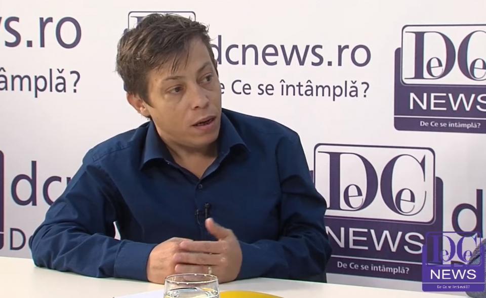 Radu Gănescu, președintele COPAC.
