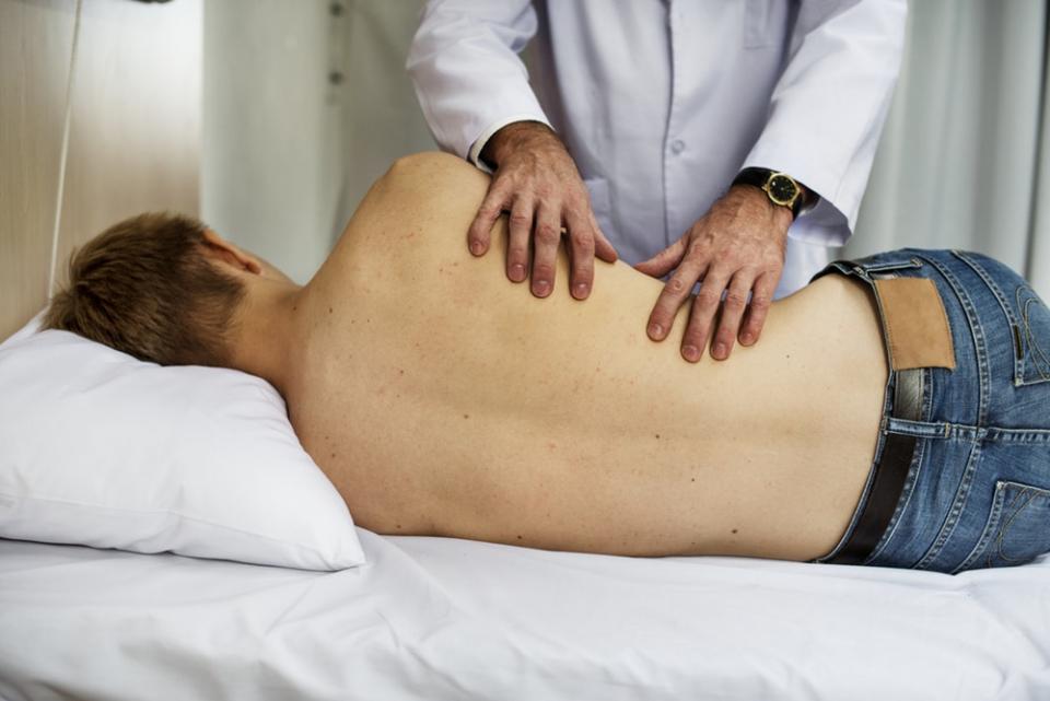 Pacienții cu ALS rămân imobilizați în pat