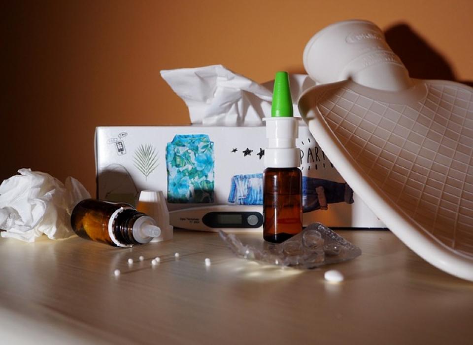 Medicamentele pentru răceală și gripă au fost cele mai vândute