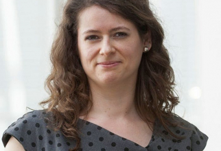 Dr. Afrodita Marcu, foto Universitatea Surrey