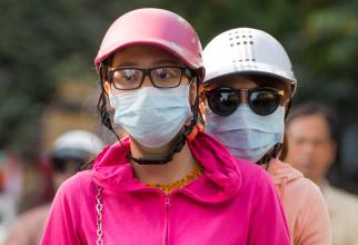 Poluarea atmosferică afectează femeile gravide