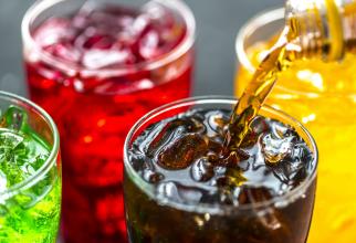 Băuturi îndulcite artificial