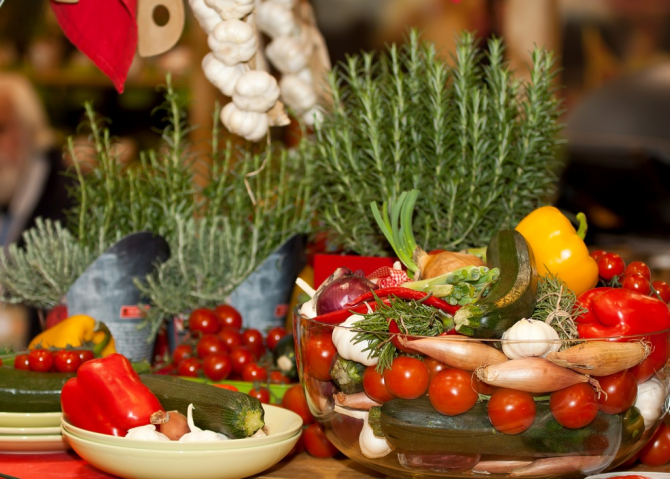 Alimentație vegetariană