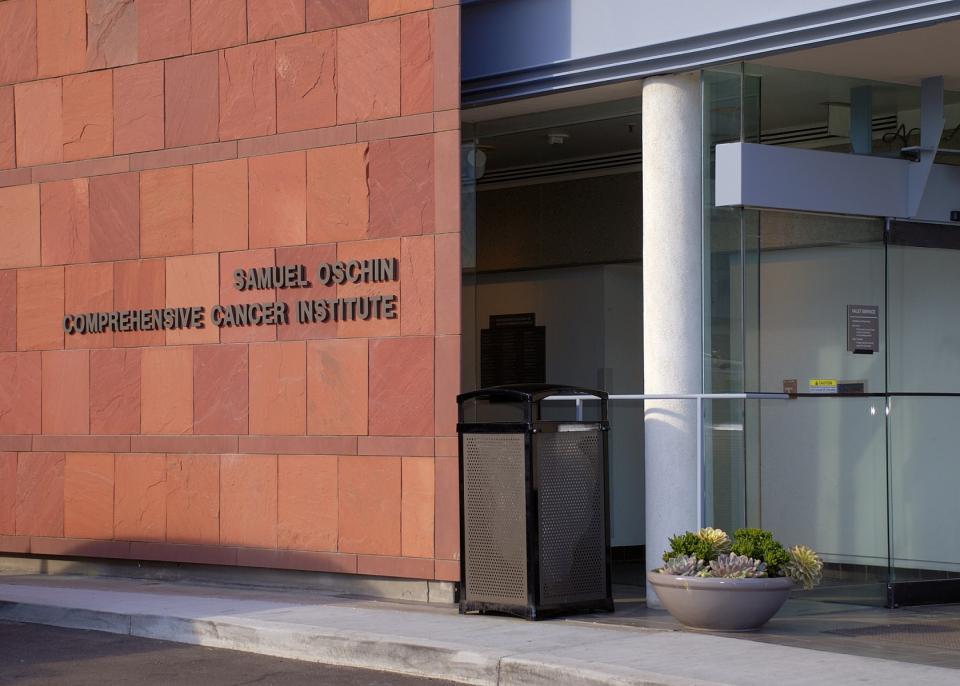 Institutul de Cancer Cedars Sinai, foto arhiva institutului