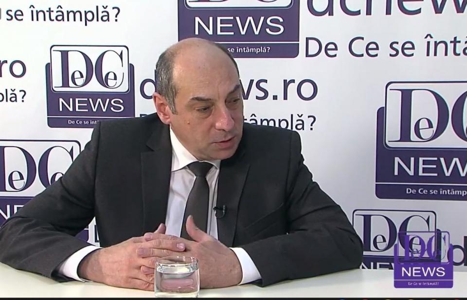 Prof.dr. Corin Badiu, renumit endocrinolog