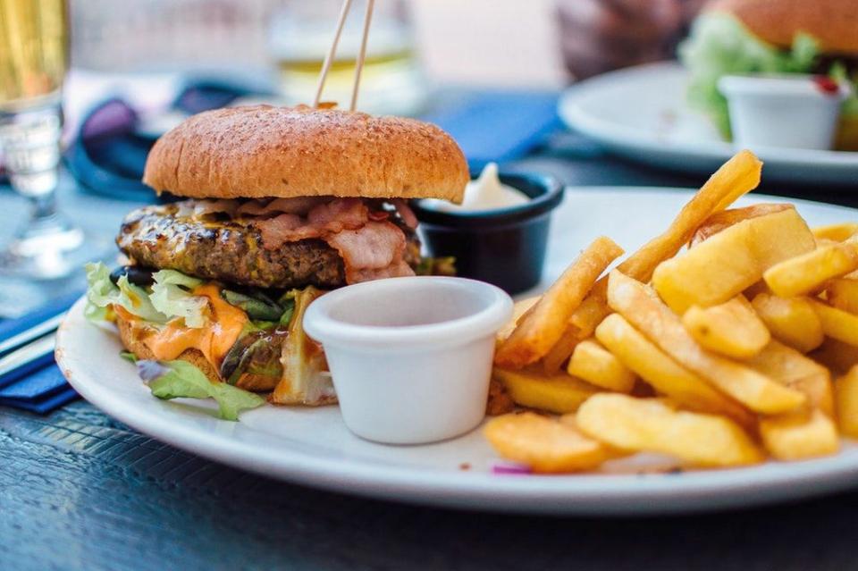 Mâncarea de tip fast-food