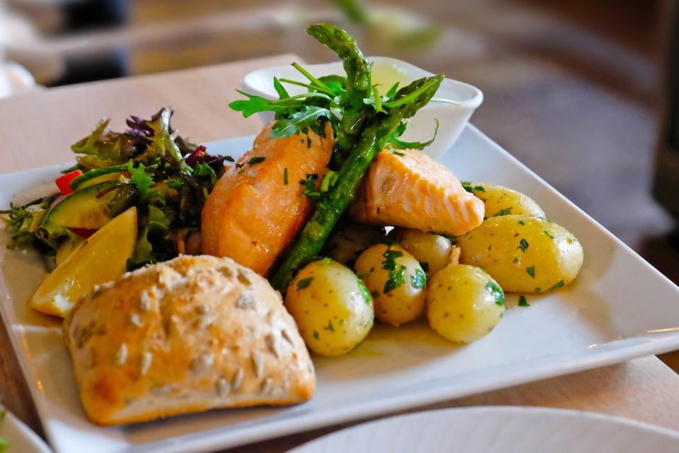 Tenul sănătos este influențat de alimentele consumate