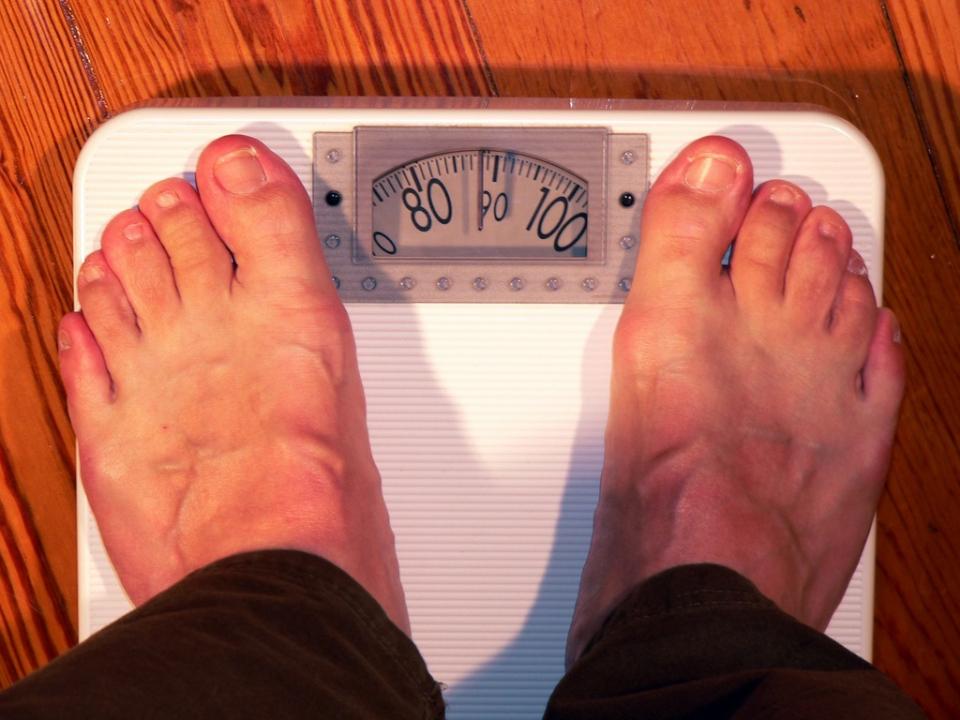 Modificările de greutate la bătrânețe anunță demență