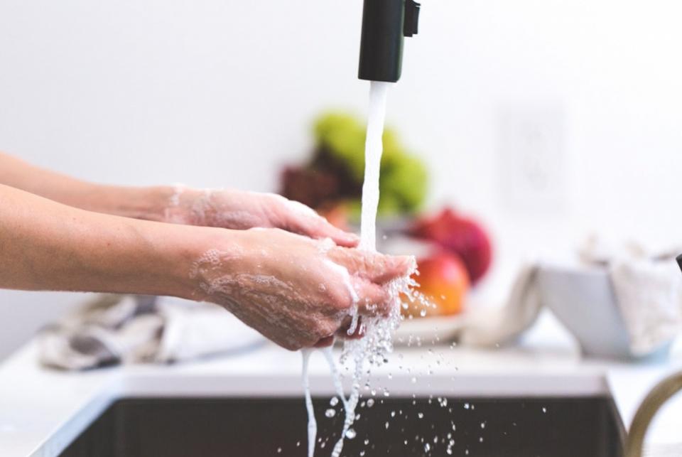 Spălat pe mâini