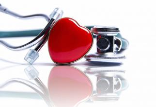Hipertensiunea și glicemia mărită sunt factori de risc pentru inimă