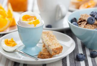 Micul dejun este cea mai importantă masă a zilei