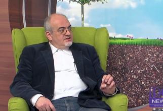 Prof.dr. Octavian Buda, titlularul catedrei de Istoria Medicinei de la UMF Carol Davila