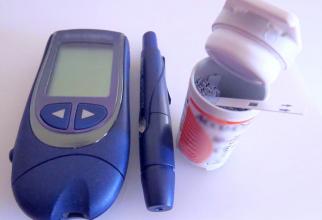 Studiul american a fost realizat în funcție de rețetele pentru benzile de testare a zahărului din sânge (foto dreapta).