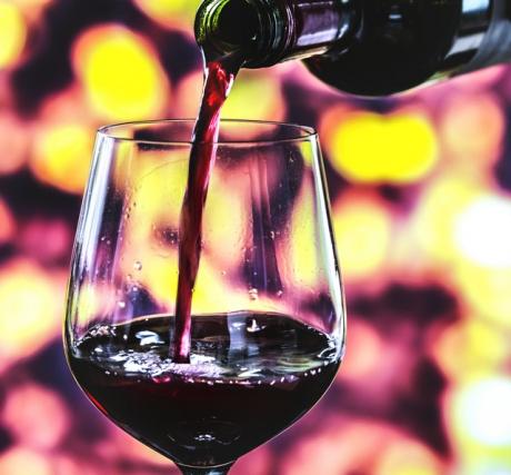 Vin roșu  FOTO: pexels.com