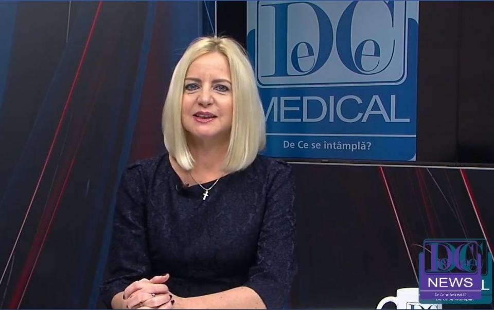 Dr. Anca Hâncu, medic nutriționist și doctor în medicină