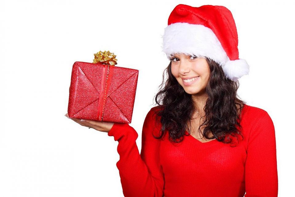 Starea de bucurie durează mai mult atunci când tu ești cea care face darul