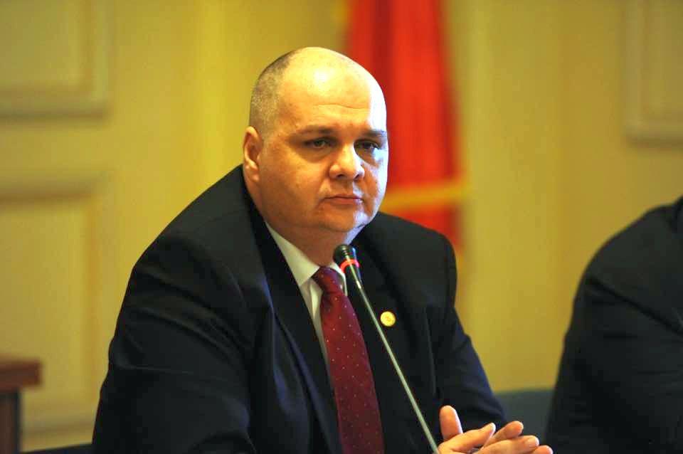 Deputatul - doctor Corneliu Florin Buicu Foto: arhiva personala