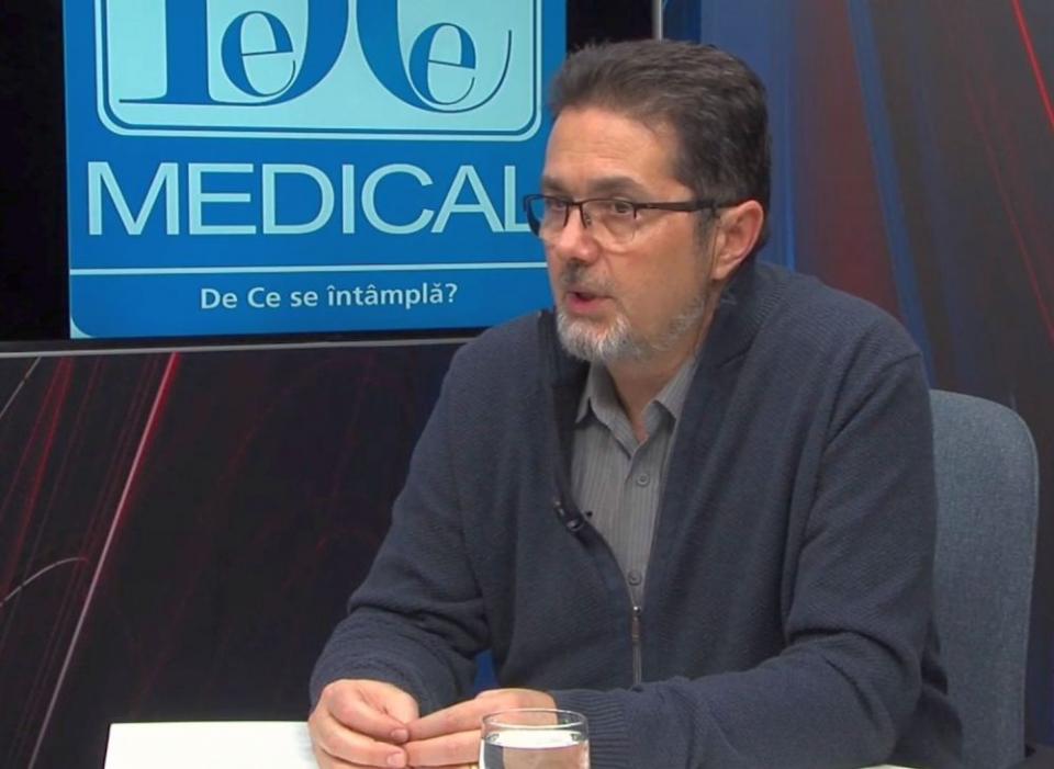 Dr. Fery Stoica este specializat într-o intervenție chirurgicală neinvazivă asupra creierului.
