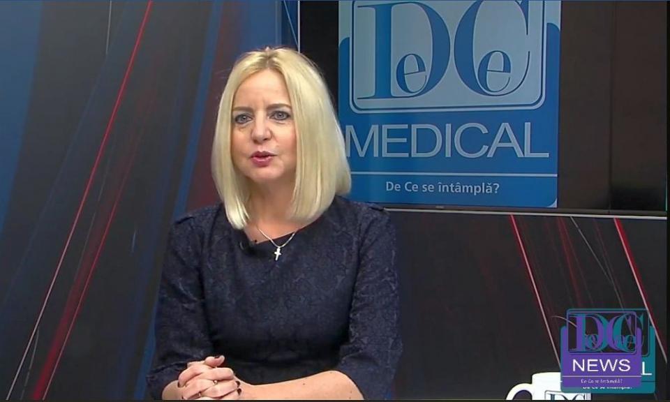 Dr. Anca Hâncu, medic nutriționist și doctor în medicină, despre ce să facem ca să nu ne îngrășăm de Sărbători, fără să ne abținem de la nimic