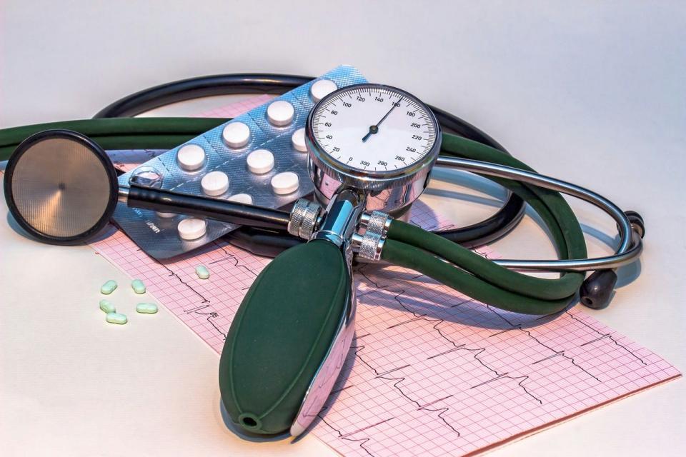 Un medicament comun pentru hipertensiune, periculos în doză mare