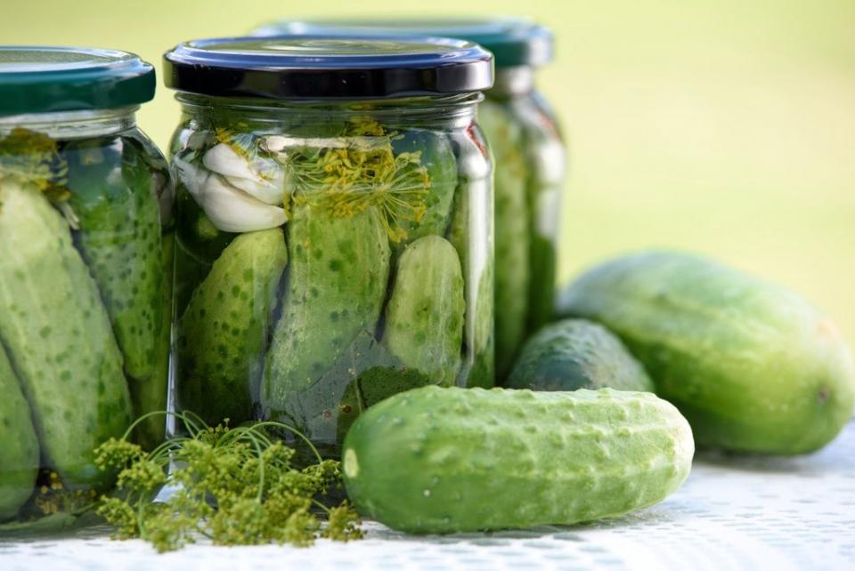 Probioticele se găsesc în alimente fermentate precum murăturile