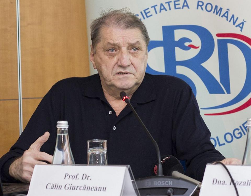 Prof. univ. dr. Calin Giurcăneanu