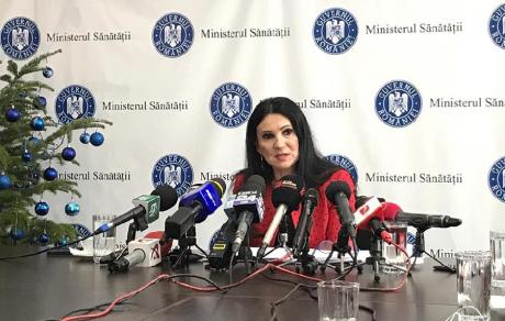 Ministerul condus de Sorina Pintea a propus eliminarea indemnizației de hrană din procentul de 30%