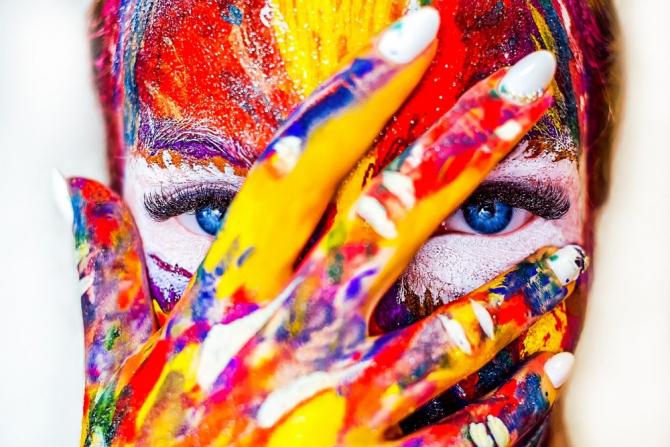 Arta poate fi terapeutică