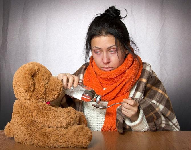 188 de români au murit din cauza complicațiilor date de gripă