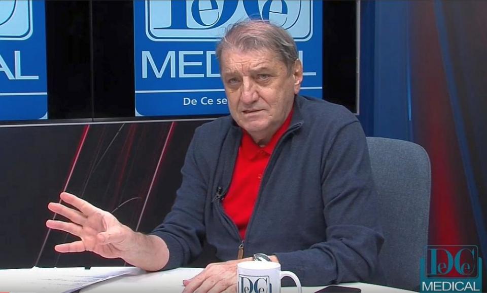 Prof.dr. Calin Giurcaneanu