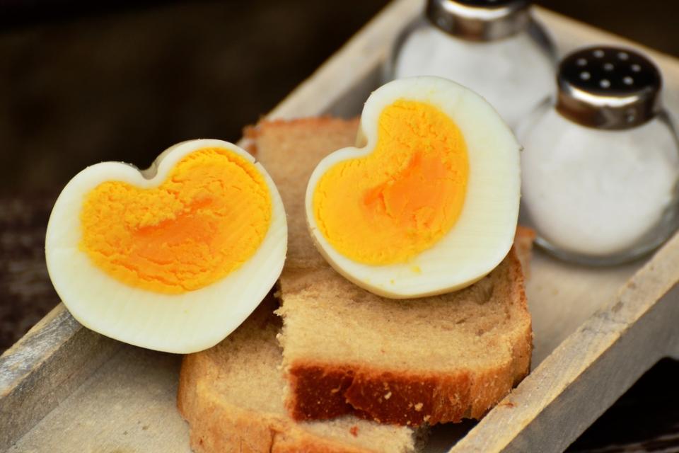 Un ou pe zi protejează inima