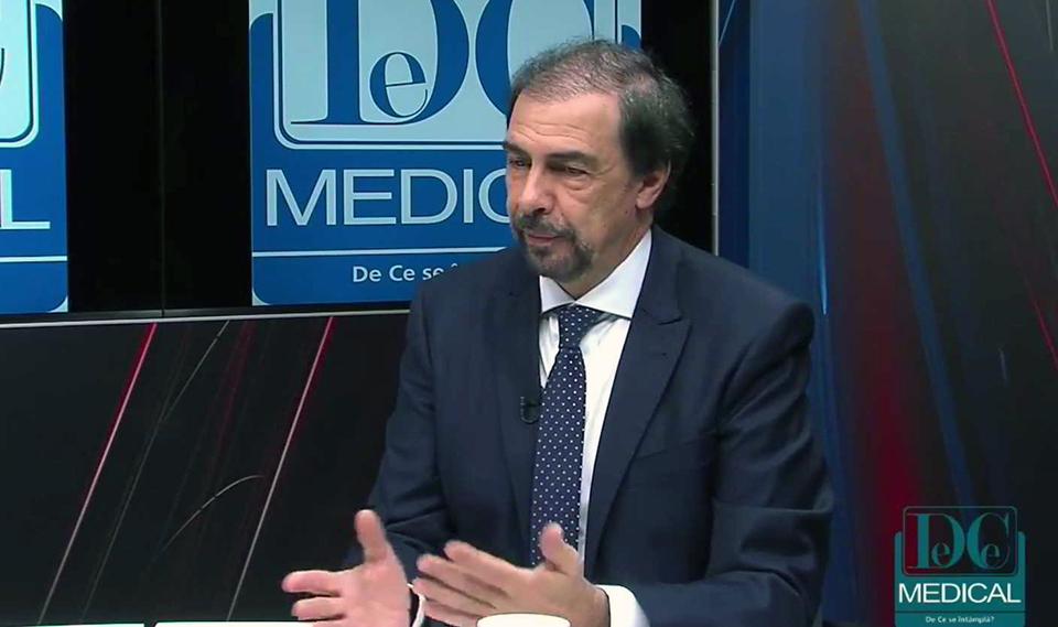 Prof.dr. Călin Tătaru, despre cataractă