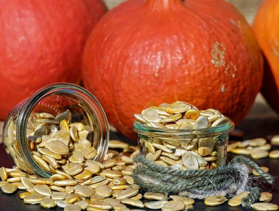 Semintele de dovleac sunt o sursa naturala de zinc
