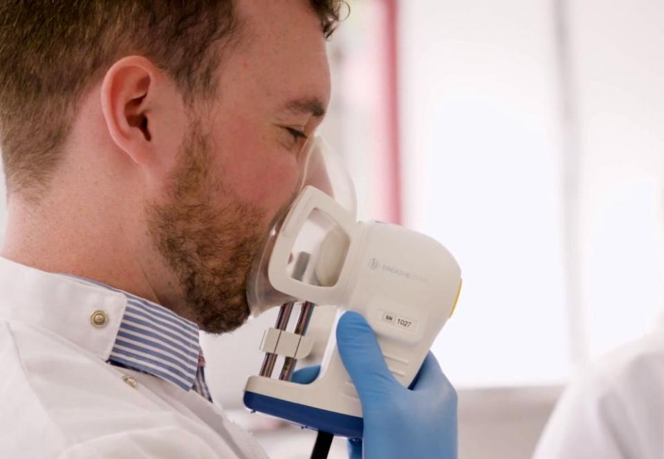 Un test de respiratie ar putea ajuta la diagnosticarea mai multor forme de cancer