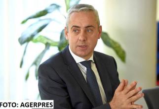Adrian Grecu a fost reales în funcția de președinte al APMGR. Foto: Agerpres