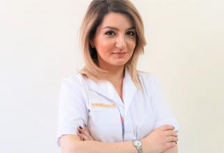 Dr. Roxana Alexandra Cârnaru. Foto: Laurus