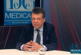 Prof.Dr. Bogdan Ovidiu Popescu la Academia de Sănătate
